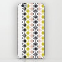 kilim iPhone & iPod Skins featuring Kilim 2 by 603 Creative Studio