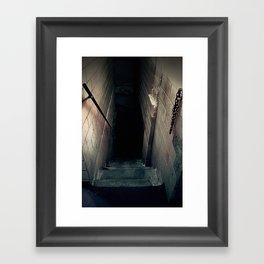 TCM #4 - Slaughterhouse  Framed Art Print
