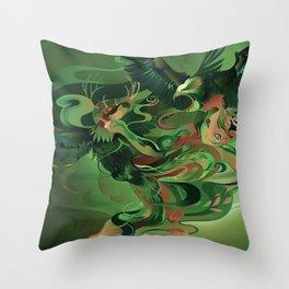 Xiaoshu Throw Pillow