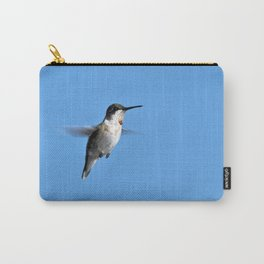 Juvenile Ruby-Throated Hummingbird Carry-All Pouch
