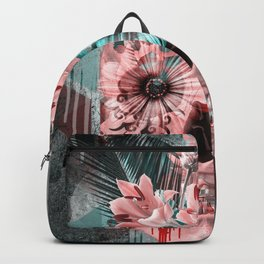Viva la vida skull Backpack