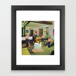 There Are Others Like You Framed Art Print