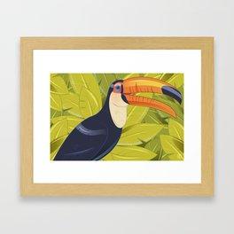 No Toucan-Not Framed Art Print