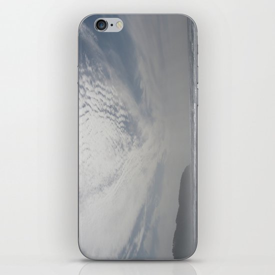 Wondrous Clouds iPhone & iPod Skin