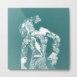 hominum_II Metal Print