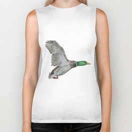 Flying Duck Biker Tank