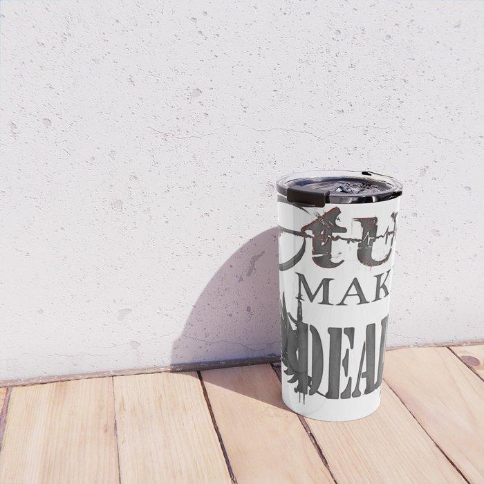 stun make Travel Mug