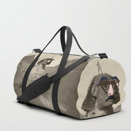 The Sphinx in time Duffle Bag
