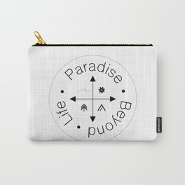 Life Compass Carry-All Pouch