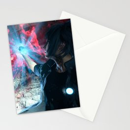 Final Fantasy XV - Noctis and the Ring of Lucii Stationery Cards