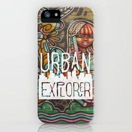 URBAN EXPLORER iPhone Case
