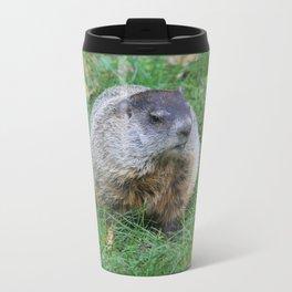 Groundhog Travel Mug
