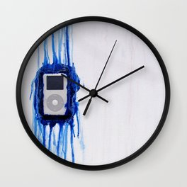 Ipod Wall Clock