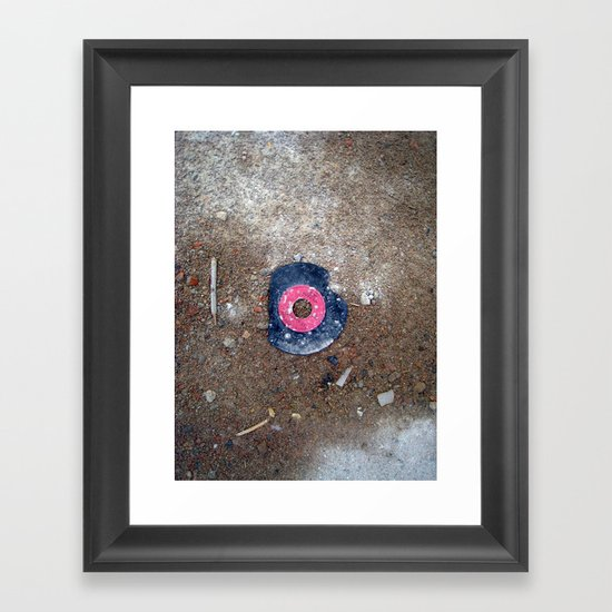 ÉXITOS DE SIEMPRE Framed Art Print