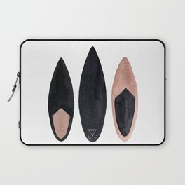 Vintage Surfboards - Surfart Laptop Sleeve
