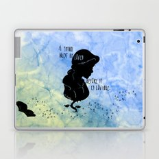 A Thing Must Be Loved Laptop & iPad Skin