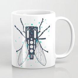Cartridgebug of Mixing on Turntable Coffee Mug