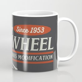 vintage Car Works Coffee Mug