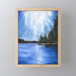 Heyburn State Park Framed Mini Art Print