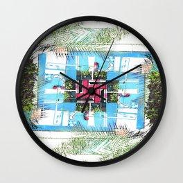 Juggle Wall Clock