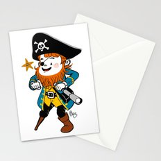 Pirate's Ahoy! Stationery Cards