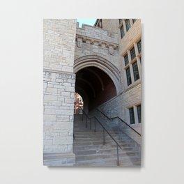 Higher Education Metal Print
