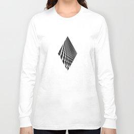 Waves of Iron Long Sleeve T-shirt