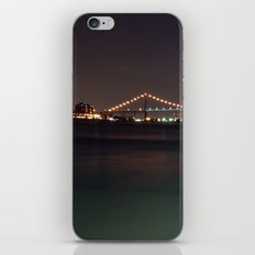 Bridge from Detroit to Canada iPhone & iPod Skin