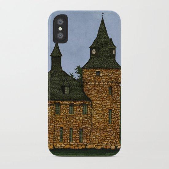 Jethro's Castle iPhone Case