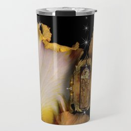 IRIS....DROPPINGS.... Travel Mug