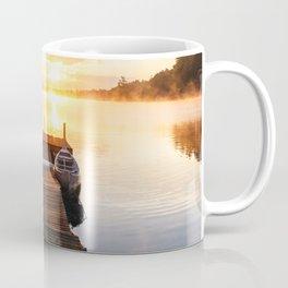 Sunrise at the Cottage Coffee Mug