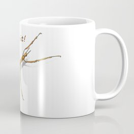 Stick to It! Walking stick Coffee Mug