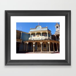 MAGIC KINGDOM: Pecos Bill Tall Tale Inn Framed Art Print