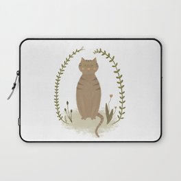 Nature Cat Laptop Sleeve