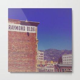 Raymond Metal Print
