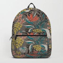 Bali Tropics - Cabana Backpack