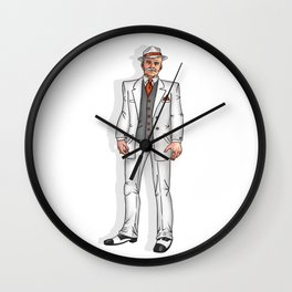 Padrino Wall Clock