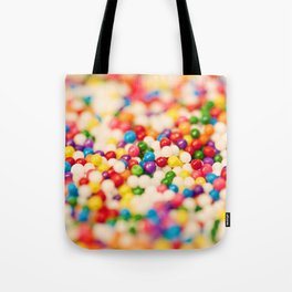 Pretty Sprinkles Tote Bag