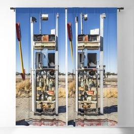 Derelict Diesel Pump Blackout Curtain