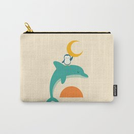 Cherish Time Carry-All Pouch