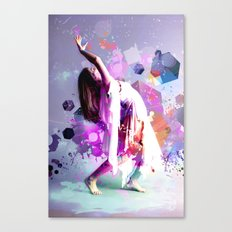 Ascending Angels Canvas Print