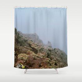Mirador del Río, Spain Shower Curtain