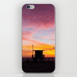 Sherbet Sunets iPhone Skin