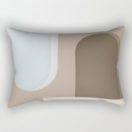 Impossible Architecture #1 Rectangular Pillow
