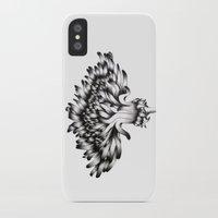 dandelion iPhone & iPod Cases featuring Dandelion by ECMazur