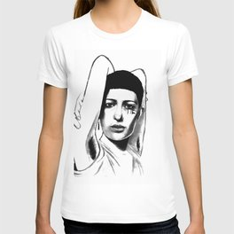 Loving yourself is a radical act T-shirt