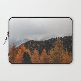 Autumn Mountains Laptop Sleeve