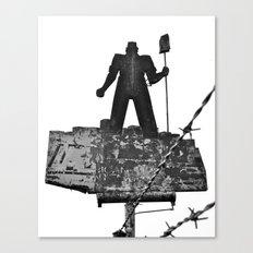 Working America Canvas Print