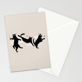 Ninja Cats I. Stationery Cards
