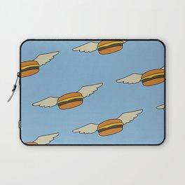 Bob's Burgers Flying Burger Laptop Sleeve